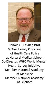 Ronald Kessler, PhD